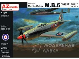 Martin Baker MB.6 'Night Ferret'