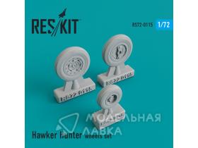 Колеса для Hawker Hunter wheels set