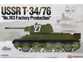 "USSR T-34/76 ""No.183 Factory """