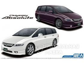 Honda RB1 Odyssey Absolute '06
