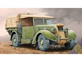 Британский грузовик Super Snipe Lorry 8cwt (FFW - Fitted For Wireless)