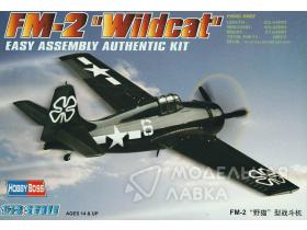 "FM-2 ""Wildcat"" Easy Assembly"