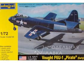 Vought F6U Pirate early