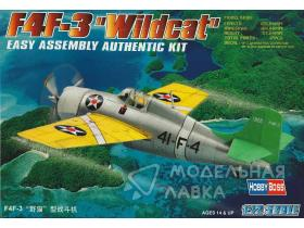 "F4F-3 ""Wildcat"" Easy Assembly"