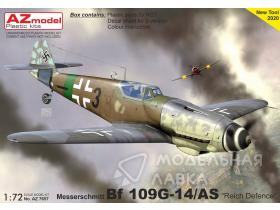 "Bf 109G-14/AS ""Reich Defence"""