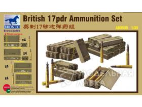 British 17pdr Ammunition Set