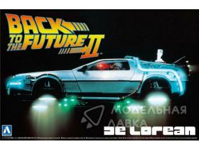 Back to the Future II DeLorean