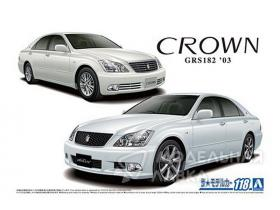 Toyota Grs182 Crown Royal Saloon G/ Athlete G `03
