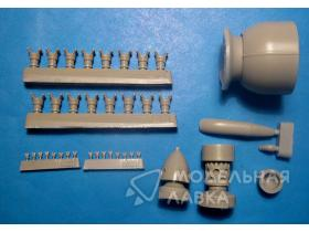Su-2 M-88B (Late) Conversion Set Zvezda