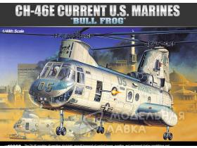 "Вертолёт CH-46E Current U.S. Marines ""Bull Frog"""