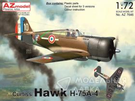 Curtiss Hawk H-75A-4