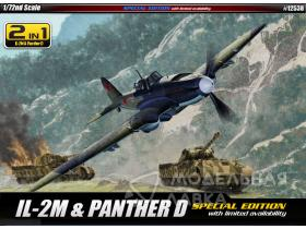 IL-2M & Panther D Special Edition