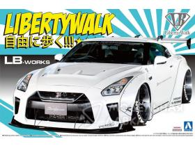 Nissan GT-R R35 LB Works type 1.5