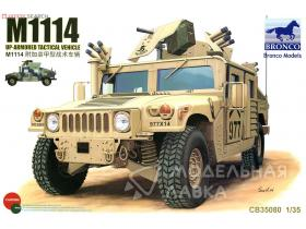 M1114 Up-Armored Tactical Vehicle