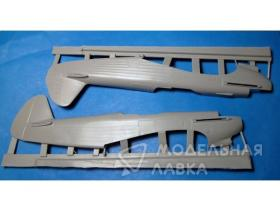Yak-9/9D fuselage (for Modelsvit kit)