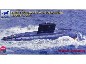 Kilo Type 636  Attack Submarine