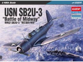 "SB2U-3 Vindicator ""Battle of Midway"""