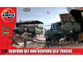 Грузовик Bedford Qlt and Bedford Qld Trucks