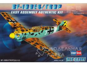 Bf-109E4/Trop Easy Assembly