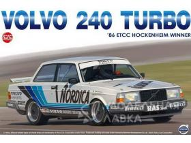 Volvo 240 Turbo 1986 ETCC Hockenheim Winner