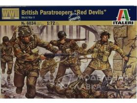 British Paratroopers Red Devils (WWII)