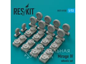 Колеса для Mirage IV wheels set