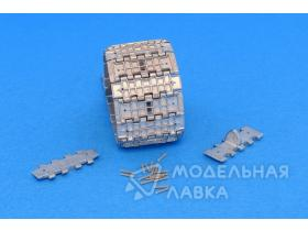 Tracks for T-34 550mm M1942 Winter-spring Type 2