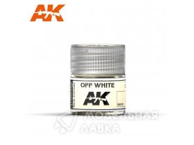 Краска Off White 10ml