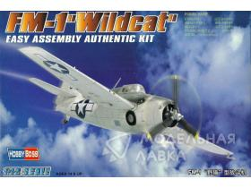 "FM-1 ""Wildcat"" Easy Assembly"