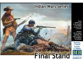 Indian Wars Series , Final Stand