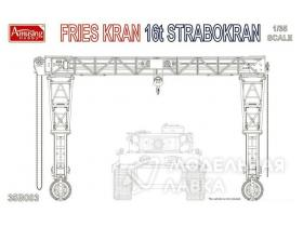 Fries Kran 16t Strabokran