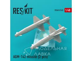 AGM-142 missile for F-4, F-15, F-16, F-111 (2 pcs)
