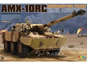 AMX-10RC Tank Destroyer