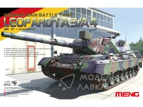 Танк Leopard 1A3/A4