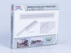Рельсы: German Railway Track set