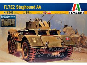 T17E2 Staghound AA