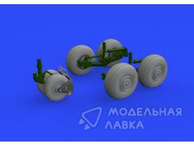 Su-34 wheels HOBBY BOSS