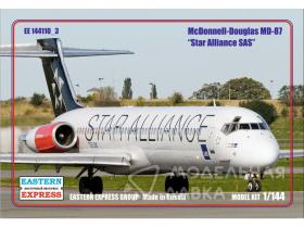 Авиалайнер MD-87 Star Alliance SAS