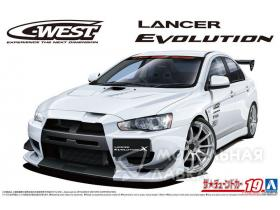 C-West CZ4A Lancer Evolution X '07 (Mitsubishi)