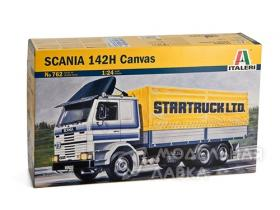 Автомобиль T142H 6x4 Canvas Scania Truck