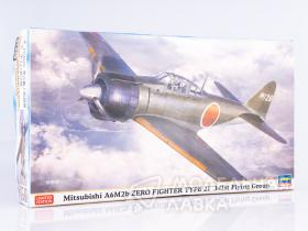 Mitsubishi A6M2b Zero Fighter Type 21 '341st Flying Group'