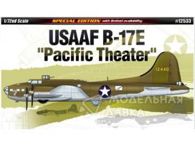 Самолет USAAF B-17E Pacific theater
