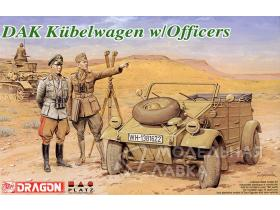 Kubelwagen w/ officers