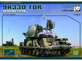 Russian TOR-M1 Missile System ЗРК 9K330