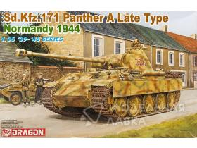 Sd.Kfz.171 Panter A LAte Type Normandy 1944