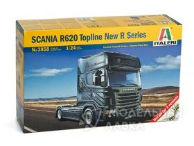 Автомобиль Scania R620 Topline (new R series)
