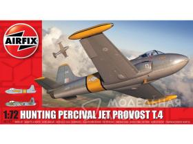 Самолет Hunting Percival Jet Provost T.4