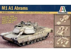 M1A1 Abrams Kit First Look