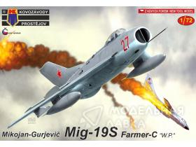 "MiG-19S ""Warsaw Pact"""