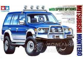 Mitsubishi Montero w/Sports Options